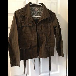 ID Tags jacket